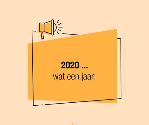 2020 jaaroverzicht